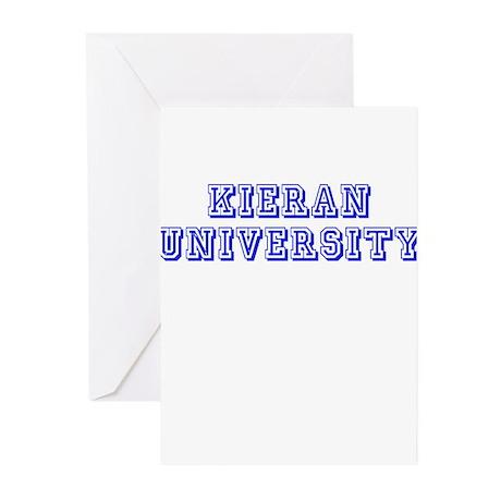 Kieran University Greeting Cards (Pk of 10)