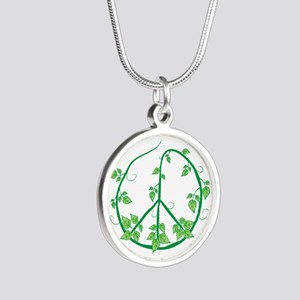 Green Peace Necklaces