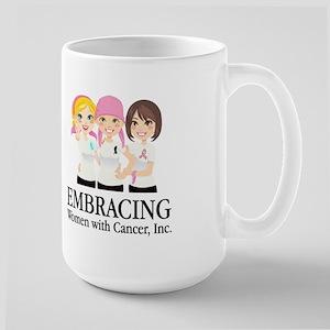 Embracing Large Mug Mugs