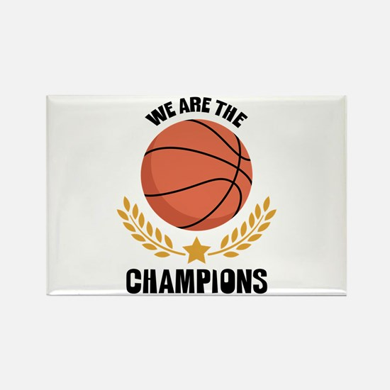 WE ARE THE CHAMPIONS Magnets