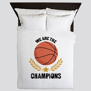 WE ARE THE CHAMPIONS Queen Duvet