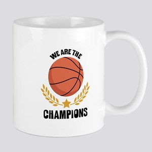 WE ARE THE CHAMPIONS Mugs