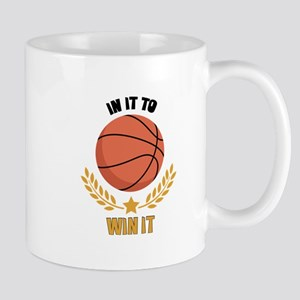 IN IT TO WIN IT Mugs