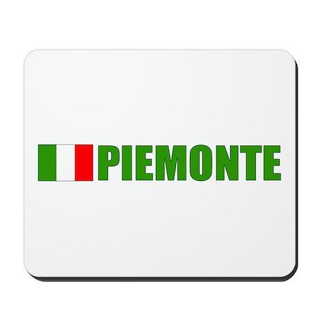 Piemonte, Italia Mousepad