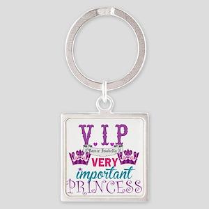 Vip Princess Personalize Keychains