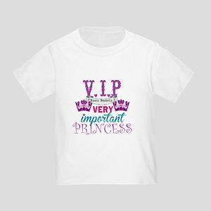 VIP Princess Personalize T-Shirt