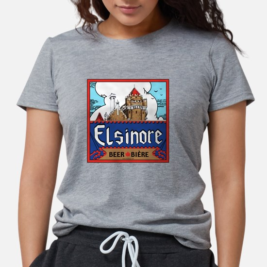 Elsinore Brewing Women's Cap Sleeve T-Shirt