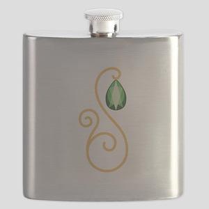Emerald Flask