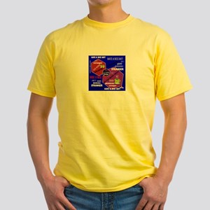 MORNING Yellow T-Shirt