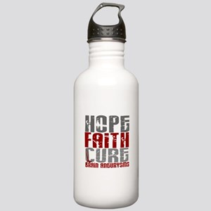 Brain Aneurysm HopeFai Stainless Water Bottle 1.0L