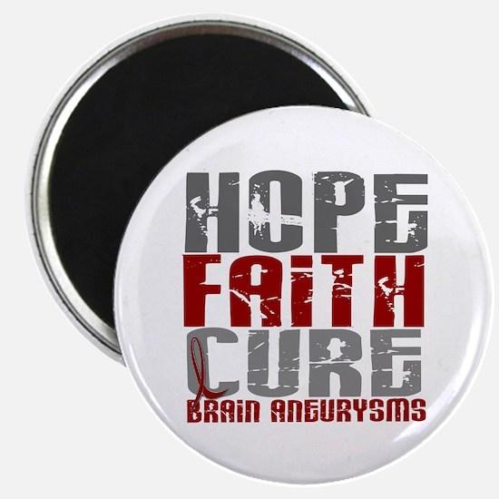 Brain Aneurysm HopeFaithCure1 Magnet