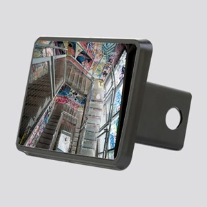Kunsthaus Tacheles Stairca Rectangular Hitch Cover