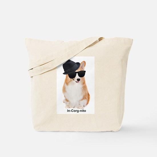In-Corg-nito Tote Bag