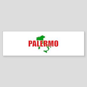 Palermo, Italy Bumper Sticker