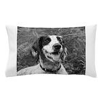dog portrait Pillow Case