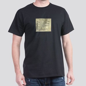 October 14th T-Shirt