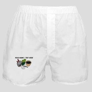 Custom Gardening Tools Boxer Shorts