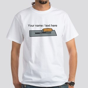 Custom Concrete Finishing Trowel T-Shirt