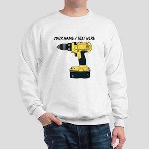 Custom Yellow Drill Sweatshirt