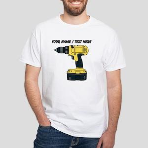 Custom Yellow Drill T-Shirt