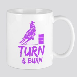 Turn and Burn Mugs