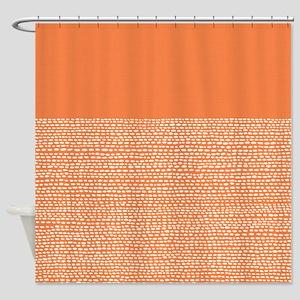 Riverside Celosia Shower Curtain