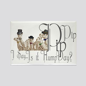 Top Hat Monocle Camels for Humpda Rectangle Magnet
