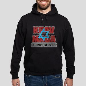 Israeli Krav Maga Magen David Hoodie