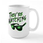 Theyre Watching Mugs
