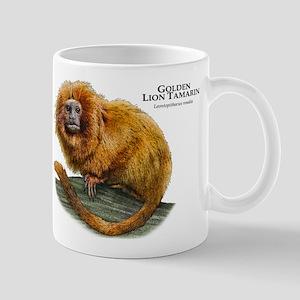 Golden Lion Tamarin Mug