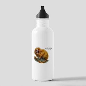 Golden Lion Tamarin Stainless Water Bottle 1.0L