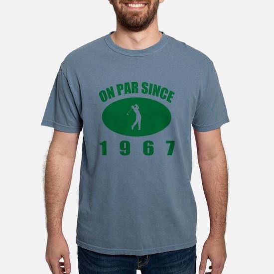 1967 Golfer's Birthday T-Shirt