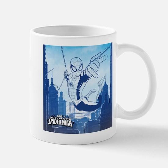 Blue Spidey Mug