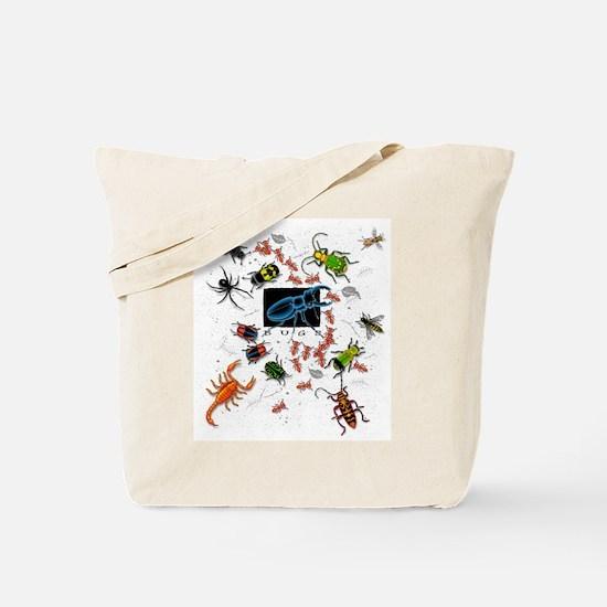 Unique Bug Tote Bag