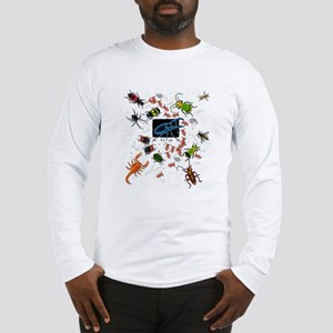 Bugs Allover Long Sleeve T-Shirt