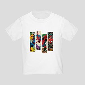 Spiderman Comic Panel Toddler T-Shirt