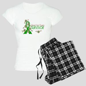 Spinal Cord Injury Survivor Women's Light Pajamas
