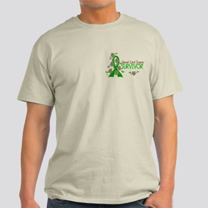 Spinal Cord Injury Survivor 3 Light T-Shirt