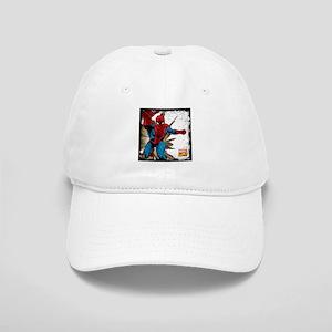 Spidey Retro Grunge Cap