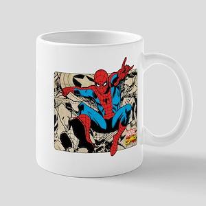 Spidey Retro Mug