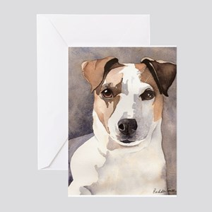 Jack Russell Terrier Stuff! Greeting Cards (Packag