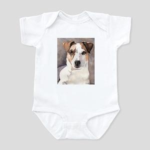 Jack Russell Terrier Stuff! Infant Bodysuit