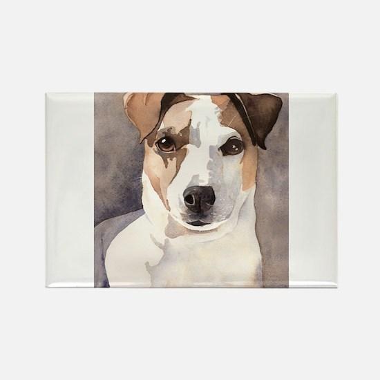 Jack Russell Terrier Stuff! Rectangle Magnet