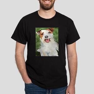 Jack Russell Terrier Giftware Dark T-Shirt