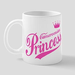 Cameroonian Princess Mug