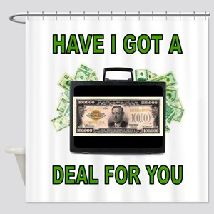 BIG DEAL Shower Curtain
