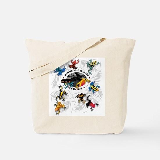 Cute Dart frog Tote Bag