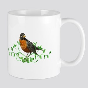Beautiful Robin Mug