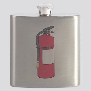 Fire Extinguisher Flask