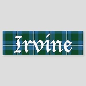 Tartan - Irvine Sticker (Bumper)